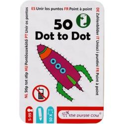 50 pontról pontra - foglalkoztató kártyák