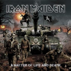 CD Iron Maiden: A Matter Of Life And Death (Remastered Digipak)
