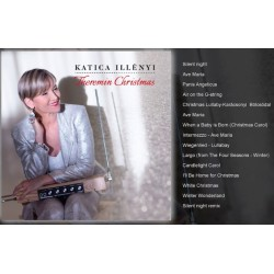 CD Illényi Katica: Theremin Christmas