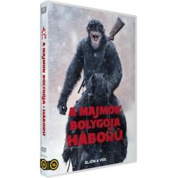 DVD A majmok bolygója - Háború