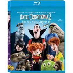 Blu-ray Hotel Transylvania 2. - Ahol még mindig szörnyen jó