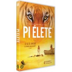 DVD Pi élete