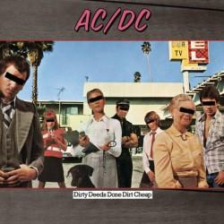 LP AC/DC: Dirty Deeds Done Dirt Cheap