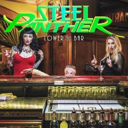 CD Steel Panther: Lower The Bar