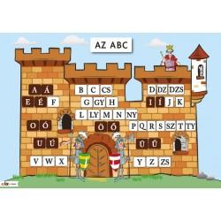 Az ABC oktatótabló