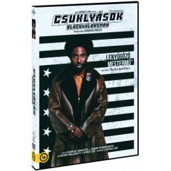 DVD Csuklyások: BlacKkKlansman