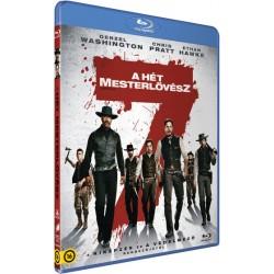 Blu-ray A hét mesterlövész