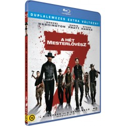 Blu-ray A hét mesterlövész (duplalemezes extra változat)
