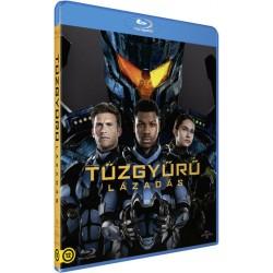 Blu-ray Tűzgyűrű: Lázadás