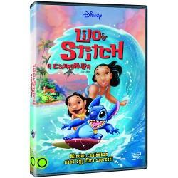 DVD Lilo & Stitch: A csillagkutya