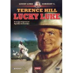 DVD Lucky Luke 4.
