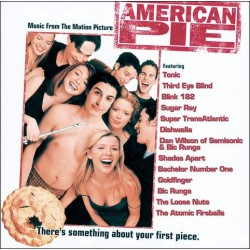 CD American Pie: Music From The Motion Picture