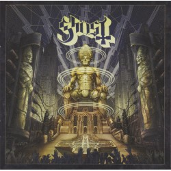 CD Ghost: Ceremony And Devotion (2CD)