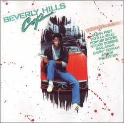 CD Beverly Hills Cop: Music From The Motion Picture Soundtrack