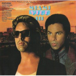 CD Miami Vice: New Music From The Television Series Season 3.