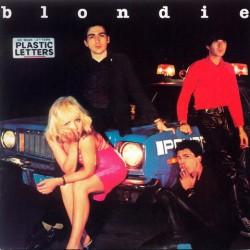 LP Blondie: Plastic Letters (180gram with MP3 Download Voucher)