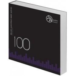"LP Audio Anatomy 12"" Deluxe Audiophile Antistatic vinyl belső tasak - 100db (Fehér)"