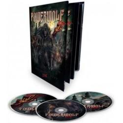 DVD Powerwolf: The Metal mass - Live (Digipak 2DVD+CD)