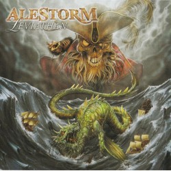 CD Alestorm: Leviathan EP