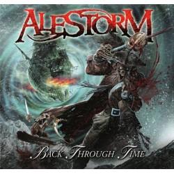 CD Alestorm: Back Through Time