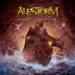 CD Alestorm: Sunset On The Golden Age