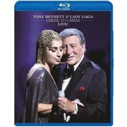 Blu-ray Tony Bennett & Lady Gaga: Cheek To Cheek - Live!
