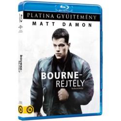 Blu-ray A Bourne-rejtély