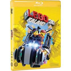 Blu-ray A LEGO kaland (BD3D+BD)