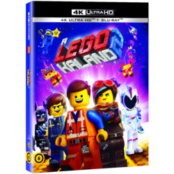 Blu-ray A LEGO kaland 2. (4KUHD+BD)
