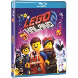 Blu-ray A LEGO kaland 2.