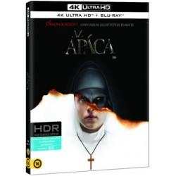 Blu-ray Az Apáca (4KUHD+BD)