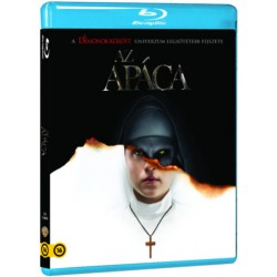 Blu-ray Az Apáca