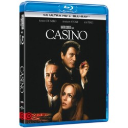 Blu-ray Casino (4KUHD+BD)