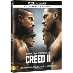 Blu-ray Creed II. (4KUHD+BD)