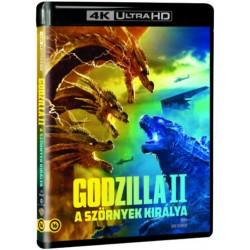 Blu-ray Godzilla II. - A szörnyek királya (4KUHD+BD)