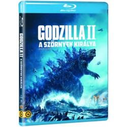 Blu-ray Godzilla II. - A szörnyek királya