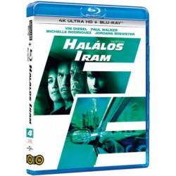 Blu-ray Halálos Iram (4KUHD+BD)