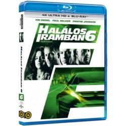 Blu-ray Halálos Iramban 6. (4KUHD+BD)