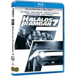 Blu-ray Halálos Iramban 7. (4KUHD+BD)