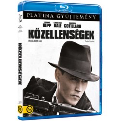 Blu-ray Közellenségek