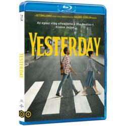 Blu-ray Yesterday