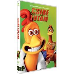 DVD Csibefutam