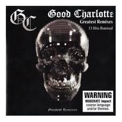 CD Good Charlotte: Greatest Remixes