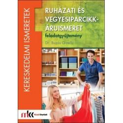 Ruházati és vegyesiparcikk-áruismeret feladatgyűjtemény