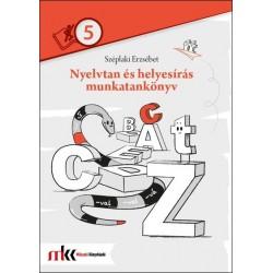 Nyelvtan és helyesírás munkatankönyv 5