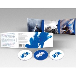 CD Alt-J: Live At Red Rocks (CD+DVD+Blu-ray)