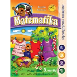 Matematika 3. képességfejlesztő munkafüzet