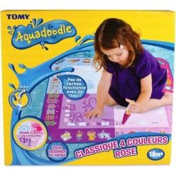 Aquadoodle rózsaszín rajzkészlet