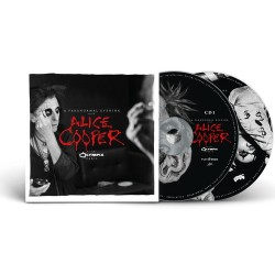 CD Alice Cooper: A Paranormal Evening with Alice Cooper at the Olympia, Paris (2CD Softpak)