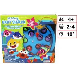 Baby Shark - Horgászós ügyességi játék